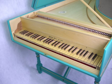 Harpsichord on sale